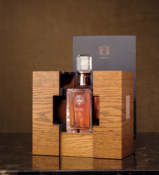 Lot 1019 Brora 40 Years Old 1972 预估价: NT$480,000- 650,000